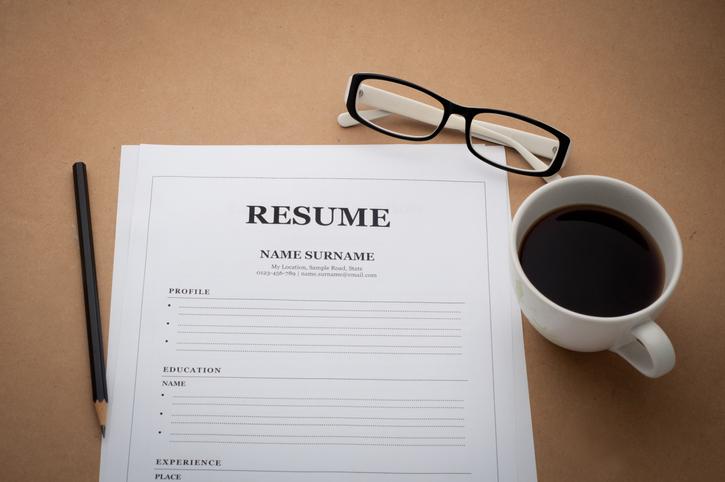 resume writing near me