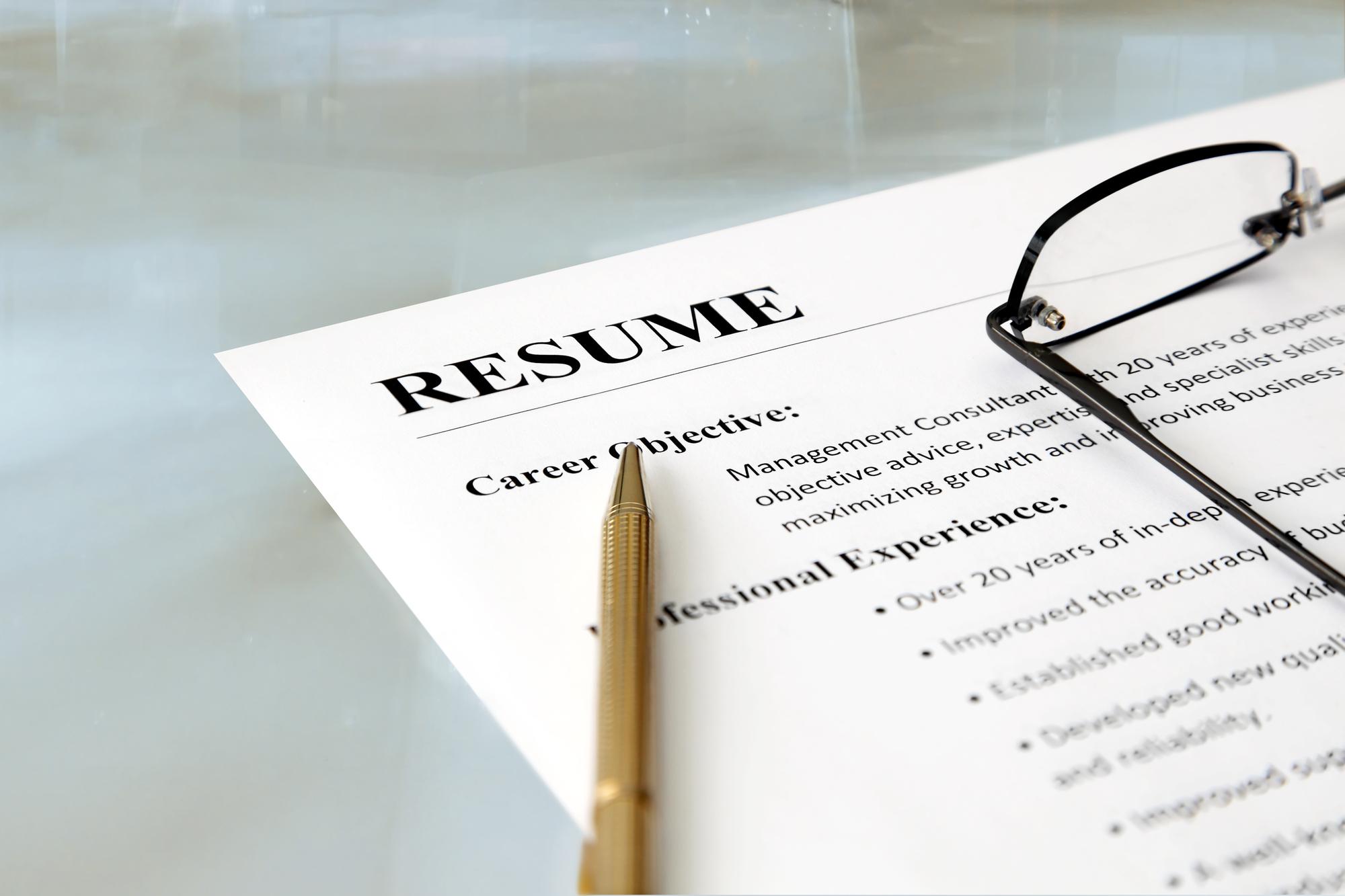 Resume writing services Albany NY